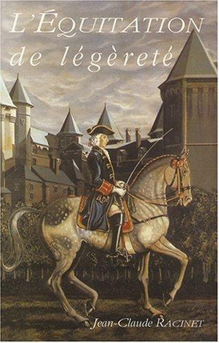 [Lecture] L'équitation de légèreté